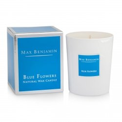 Max Benjamin CLASSIC Świeca Zapachowa 190 g Blue Flowers