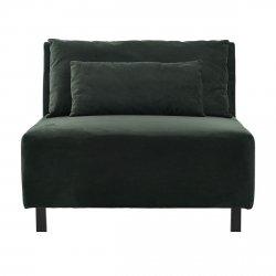 House Doctor BOX Sofa Modułowa - Ciemnozielona (Beluga Green)