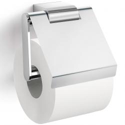 Zack ATORE Wieszak - Uchwyt na Papier Toaletowy z Klapką - Polerowany