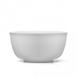 Lyngby Porcelain RHOMBE Miska 17,5 cm