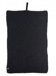 ZONE Denmark KITCHEN Ścierka - Ręcznik Kuchenny 50x38 cm Czarny