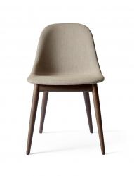 Menu HARBOUR SIDE Krzesło - Rama Dąb Ciemny - Siedzisko Tapicerowane Beżowe