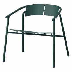 Aytm NOVO Krzesło Stalowe Lounge - Forest