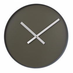 Blomus RIM Zegar Ścienny 40 cm Steel Grey/Tarmac