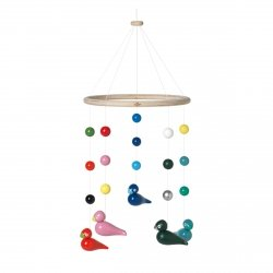 Kay Bojesen BABIES Karuzela z Ptaszkami dla Dzieci