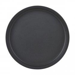 Nicolas Vahe NISTA BLACK Talerz Obiadowy - Czarny 2 Szt.