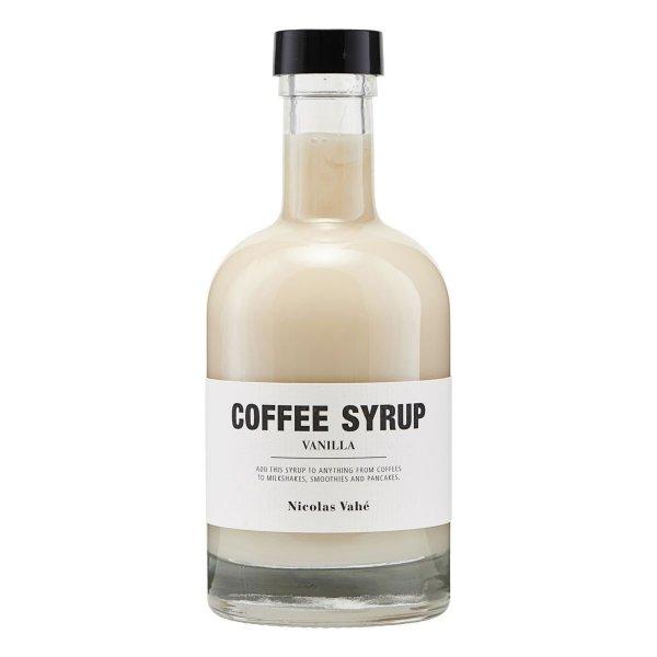 Nicolas Vahe Syrop do Kawy i Deserów 250 ml Waniliowy