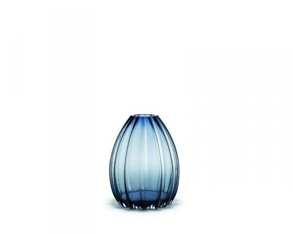 Holmegaard 2Lips - Wazon Niebieski 34 cm