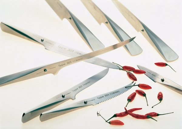 Chroma TYPE 301 Noże do Steków 4 Szt.