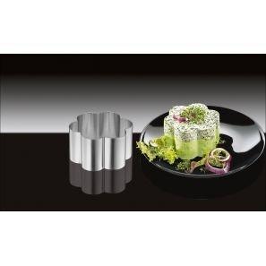 Küchenprofi - Zestaw 4 Foremek do Deserów i Dekoracji Kwiatek