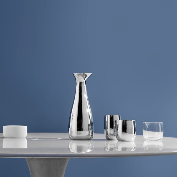 Stelton NORMAN FOSTER Szklanki do Wody 200 ml