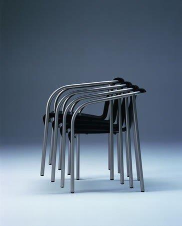 Skagerak OCEAN Krzesło Czarne