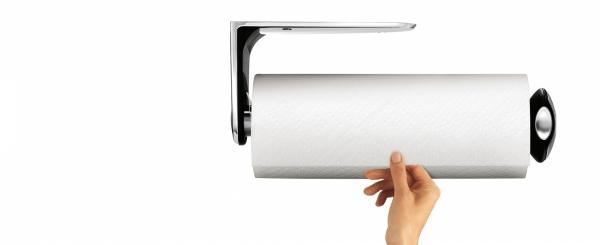 Simplehuman - Uchwyt - Wieszak Ścienny na Ręczniki Papierowe