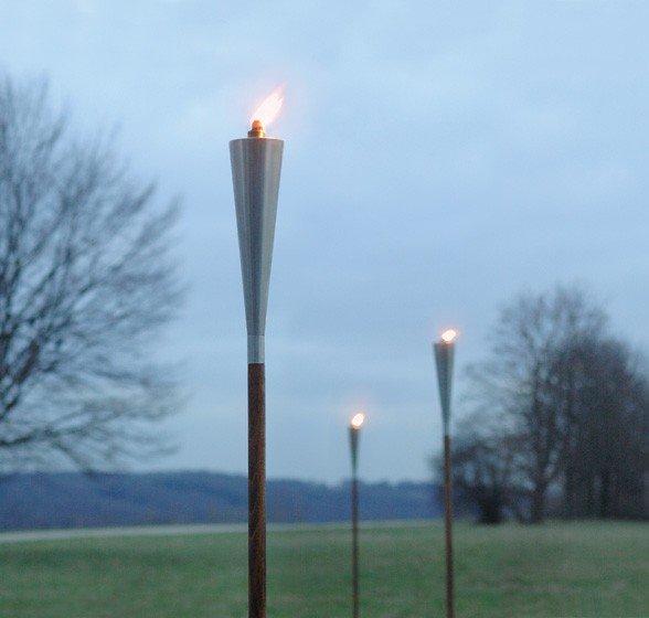 Blomus ORCHOS Pochodnia Ogrodowa - Lampa Oliwna