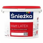 ŚNIEŻKA MATT LATEX 3L