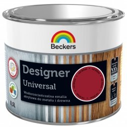 Beckers Designer Universal  RED DELUXE  0,5l