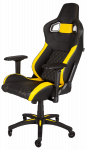 Corsair T1 Race Gaming Chair Yellow