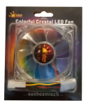 Sunbeam 80mm Colorful Crystal Green
