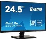 monitor iiyama ProLite E2591HSU-B1 25 LED
