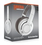 SteelSeries Siberia Raw White 61411