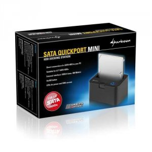 stacja dokująca HDD 2,5 Sharkoon SATA QuickPort Mini