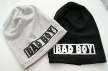 CZAPKA BAD GIRL BAD BOY