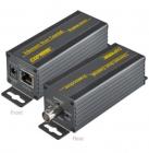 EA-EOC101K - Extender, zestaw do transmisji ethernet po kablu koncentryczny, zasięg do 2000 metrów