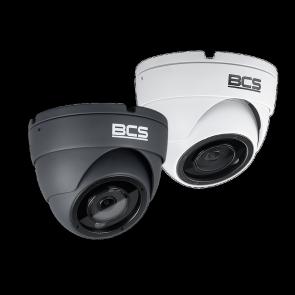 BCS-DMQE2200IR3-G / BCS-DMQE1200IR3-B, kamera kopułkowa 2 Mpx HD-CVI / AHD / TVI / Analog, rozdzielczość 1080p (Full HD), obiektyw 2,8 mm