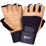 Trec Profi Brown Gloves