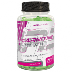 .Trec L-Carnitine + Green Tea 90 caps