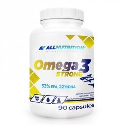 All Nutrition Omega 3 Strong 90 caps