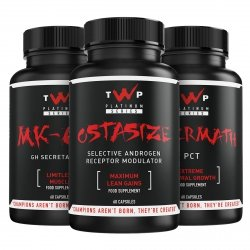 TWP Nutrition Ostasize/ MK-677/ Aftermatch Stack