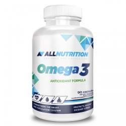 All Nutrition Omega-3 90 caps