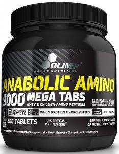 Olimp Amino 9000 Mega Tabs 300 tabs