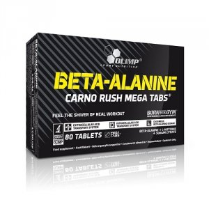 Olimp Beta Alanine Carno Rush MT 80 tab