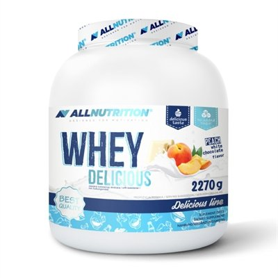 All Nutrition Whey Delicious 2270g