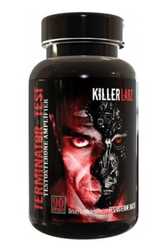 Killer Labz Terminator Test 90 caps