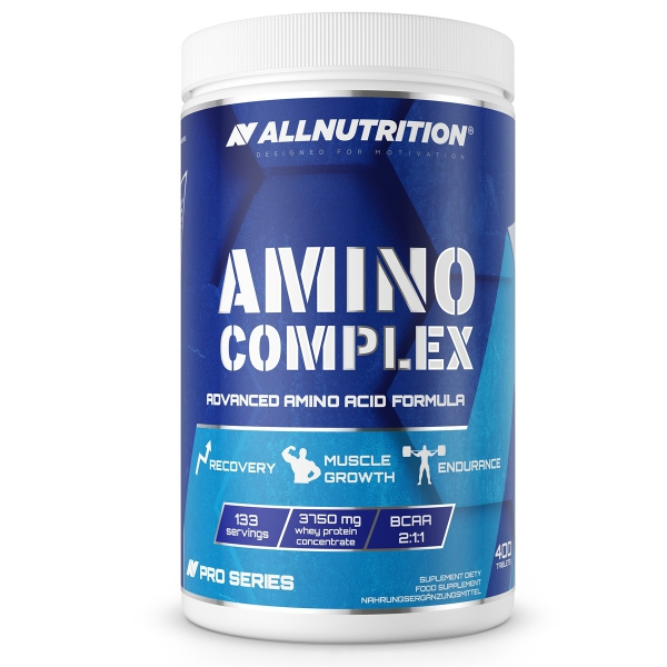 All Nutrition Amino Complex pro Series 400 tab