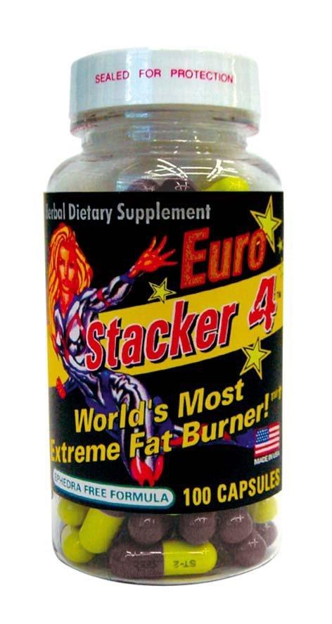 Stacker 4 100 caps