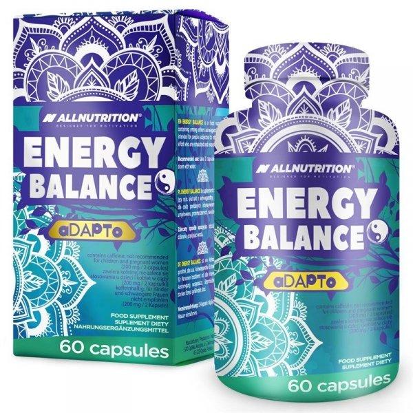 All Nutrition Energy Balance 60 caps