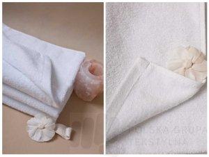 Ręcznik SPA biały 500g/m2