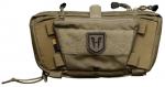 Taktyczna nerka EDC HUSAR HYBRID *ranger green