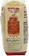 Billington's demerara Natural Unrefined Cane Sugar - Nierafinowany cukier trzcinowy - Demerara - oryginalne opakowanie - bok