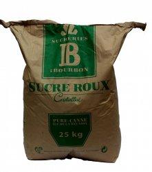 Billington's Demerara Natural Unrefined Cane Sugar (Nierafinowany Cukier Trzcinowy - Demerara) oryginalne opakowanie  - 25kg