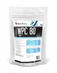 Bene Vobis - Koncentrat Białek Serwatkowych (Whey Protein Concentrate WPC 80) - 1kg