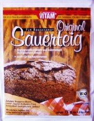 BIO Zakwas Chlebowy 15g - Vitam