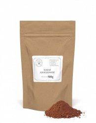 Kakao alkalizowane zaw. tłuszczu 10-12% - 500g