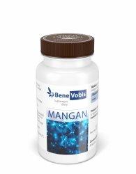 Bene Vobis - Mangan - 60 kapsułek