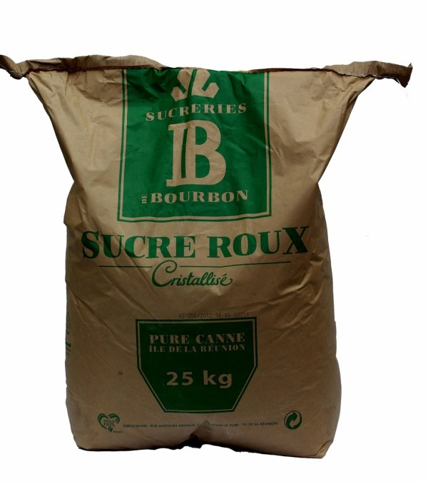 Billington's Demerara Natural Unrefined Cane Sugar - Nierafinowany cukier trzcinowy - Demerara - oryginalne opakowanie - 25kg