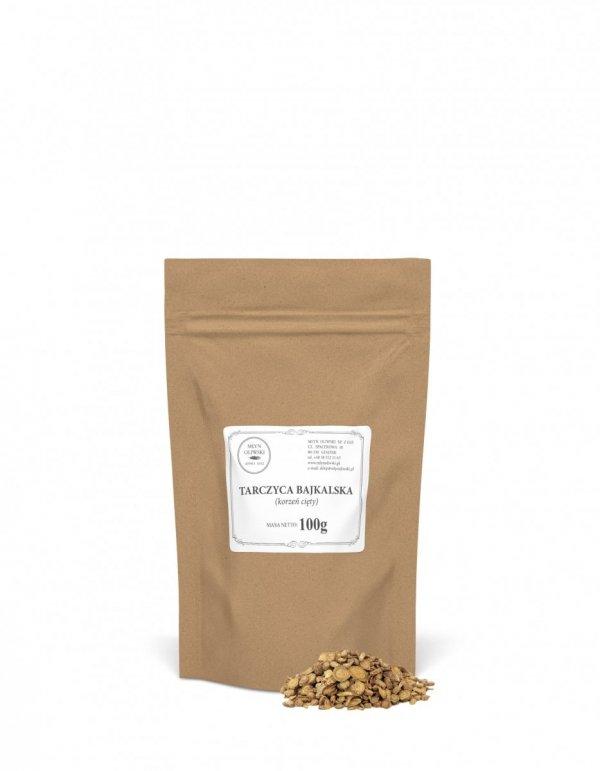 Tarczyca bajkalska (Scutellaria Baicalensis Georgi) - korzeń cięty - 100g